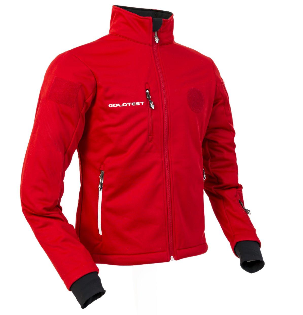 veste softshell league 4 homme rouge boutique goldtest. Black Bedroom Furniture Sets. Home Design Ideas