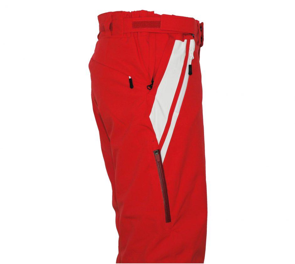 Recherche pantalon rouge homme